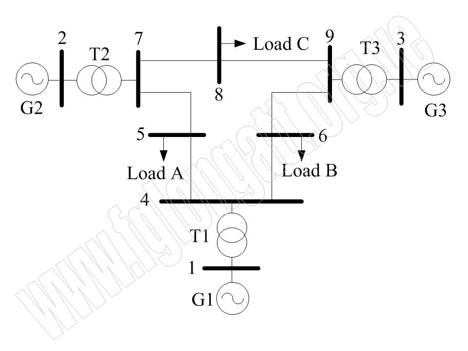 power press machine diagram